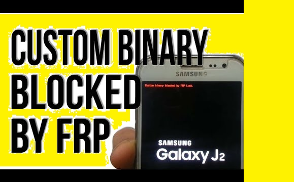 Fixing the error Custom Binary Blocked by FRP Lock Fix for Samsung or other devices